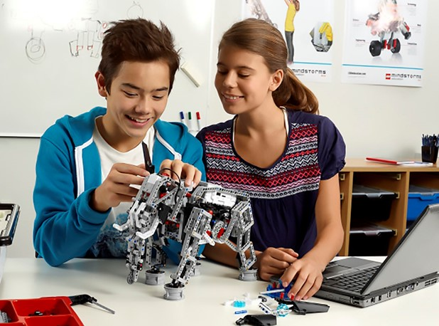 LEGO ROBOTIKA: LEGO EDUCATION EV3 DOPUNSKI SET